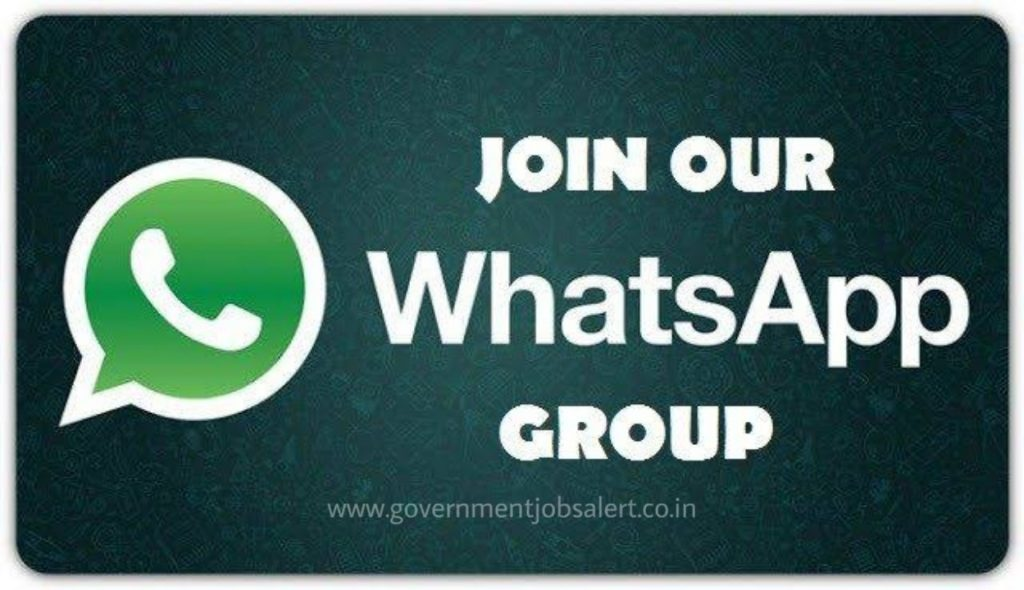 Government Jobs Whatsapp Group Link